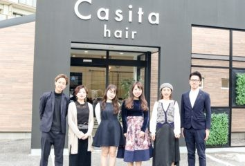 Casita hair 1 year Anniversary!!